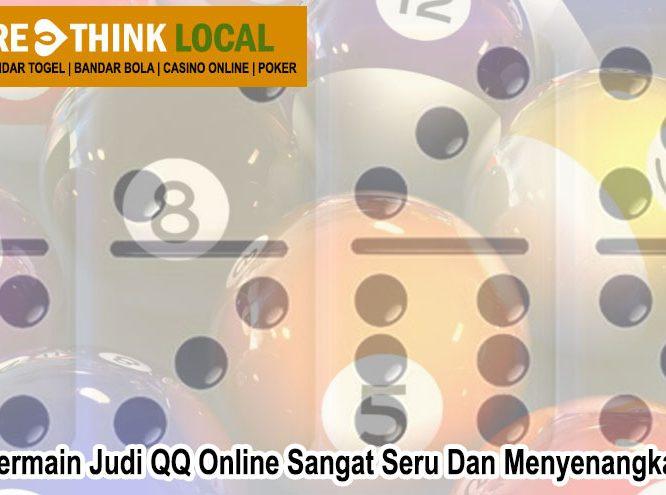 QQ Online Sangat Seru Dan Menyenangkan - Rethinklocal